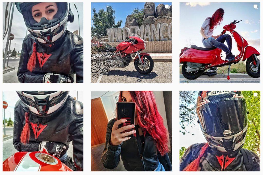 nikita rider lavadero motos