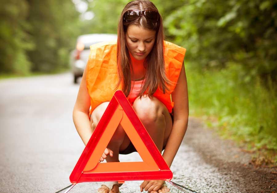 """La nueva """"Help Flash"""" – Seguridad ante imprevistos en la carretera"""