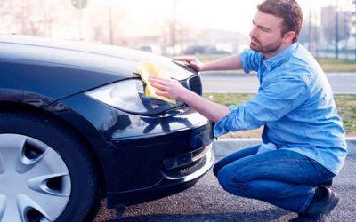 Como puedo evitar que la pintura de mi coche se estropee en invierno