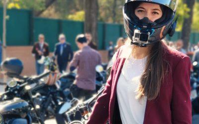 Colaboración @Encinetti, influencer del mundo de las motos en Instagram