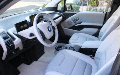 Detallado interior de coches
