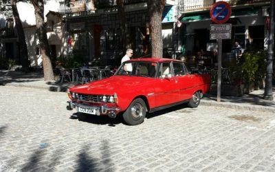Comprar Rover p6 2200 sc de segunda mano