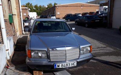 Comprar Mercedes Benz W126 SE de 1981 de segunda mano