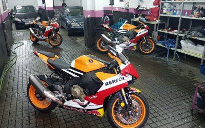 Detallado de CBR 1000 RR Repsol Honda MotoGP