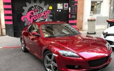 Proyecto Mazda Rx8